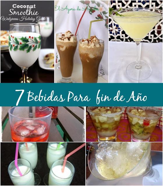 Bebidas Para Acompañar la Cena Fin de Año