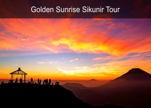 Golden Sunrise Sikunir Tour