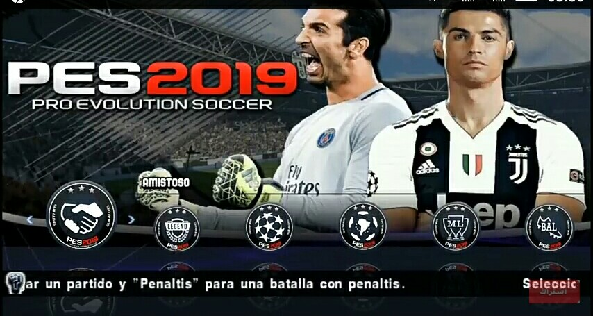 download game ppsspp pes 2019