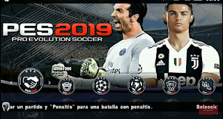 PES 2019 PSP ISO New Camera PS 4