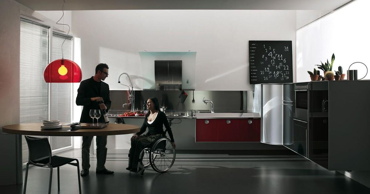 Cocinas para personas con movilidad reducida - Cocinas con ...