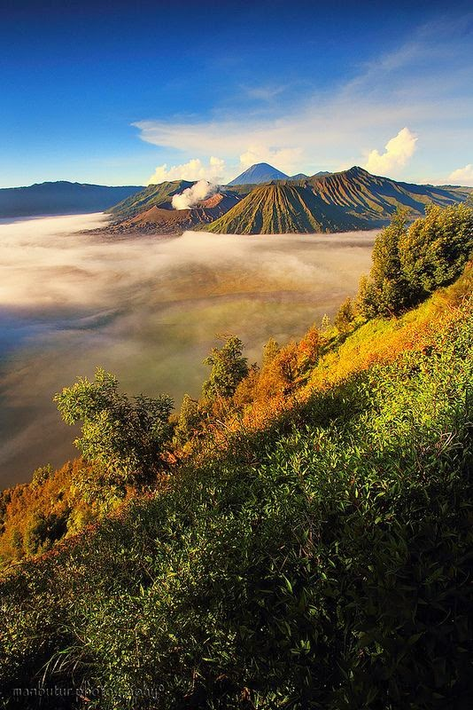 10 Places You Shouldn't Miss in Indonesia | Bromo National Park - East Java, Indonesia