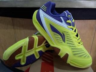 Harga Sepatu Badminton Li-Ning Original Murah