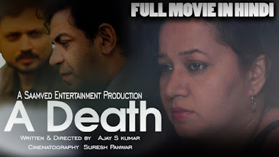 A Death 2018 Hindi Full Movie 720p HDRip 300Mb x265 HEVC