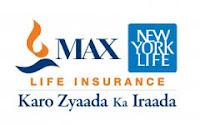 Max Life Insurance Walkin drive 2016