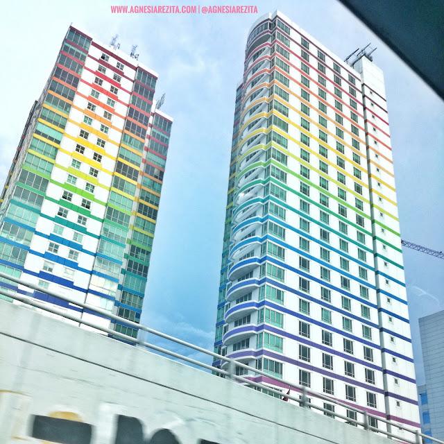 Gedung Tinggi di Jakarta
