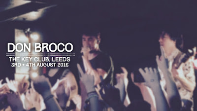 Don Broco Leeds
