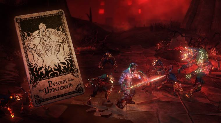 Hand of Fate pc full español
