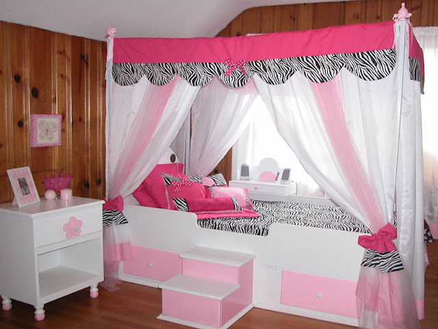 Pink Room Design: Make it a New Sensation Pink Room Design: Make it a New Sensation 4