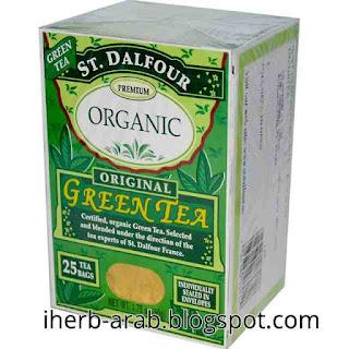 افضل شاي اخضر عضوي