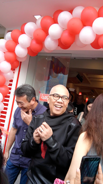 Special guest is celebrity talk show host and columnist, GoodAh!!!'s very own brand ambassador, Mr. Boy Abunda.