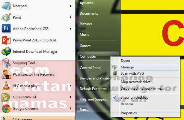 Cara Nonaktifkan Touch Screen Laptop pada Windows 8.1