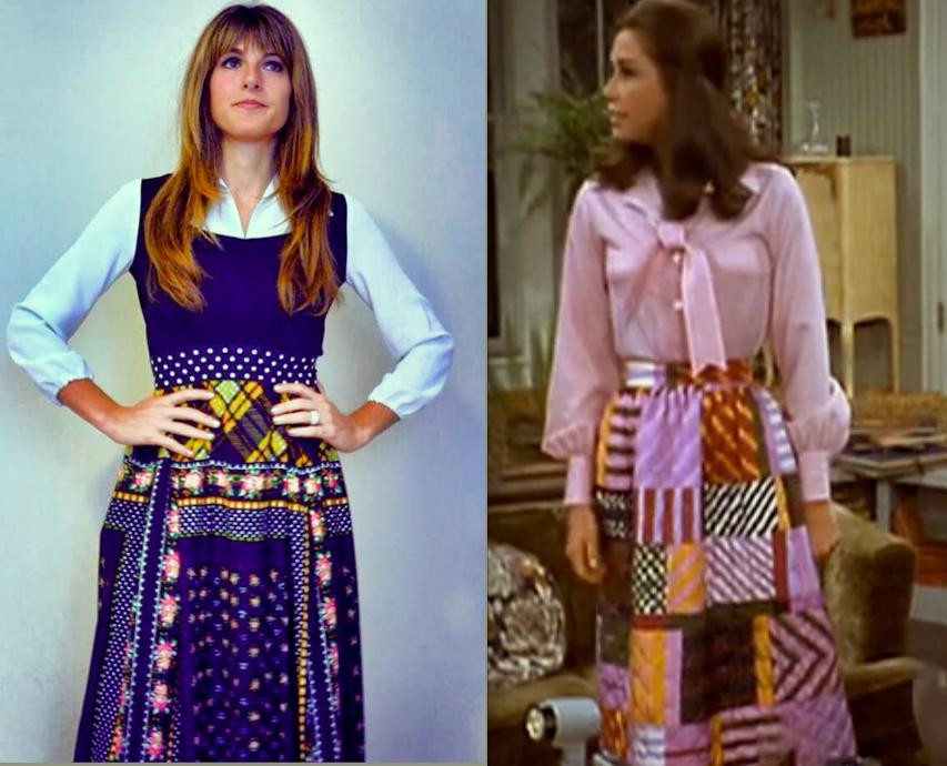 Mtm Style Dress Mary Richards The Tyler Moore Show Season 1