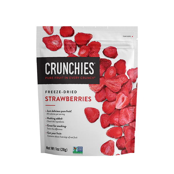 The Weekend Gourmet Crunchies Freeze Dried Fruit
