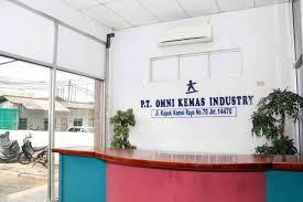 Lowongan Kerja Jobs : Operator Produksi, Supervisor Teknisi, Kabag Quality Control Lulusan Min SMA SMK D3 S1 PT Omni Kemas Industry