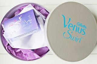 Gillette бритва Venus Swirl  / Блог www.gronskaya.com