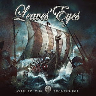 "Leaves' Eyes - ""Sign Of The Dragonhead"""