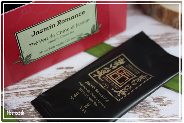 Jasmin Romance de la Compagnie française d'Orient et de Chine