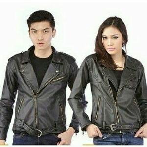 Jaket Kulit Asli Couple