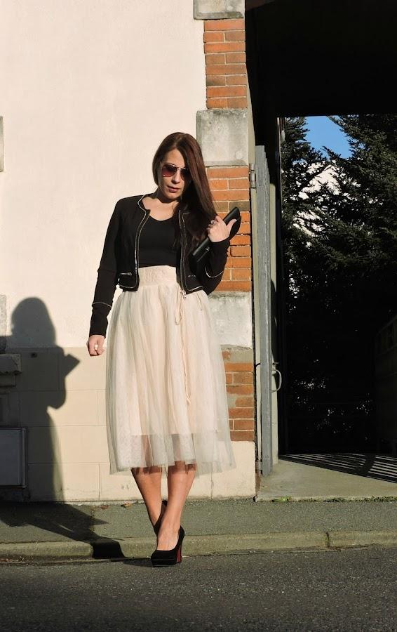 look-falda-tul
