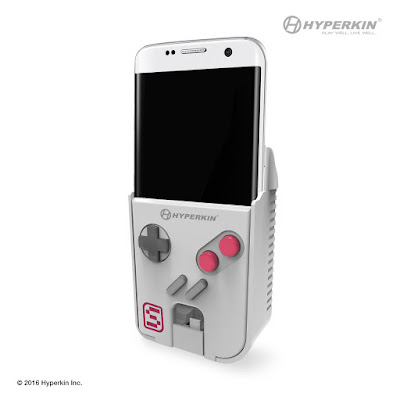You can now play Game Boy cartridges on your Android Smartphone