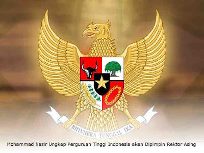 Mohammad Nasir Ungkap Perguruan Tinggi Indonesia akan Dipimpin Rektor Asing