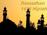 Puasa Ramadhan Hari Pertama di Tahun 2017