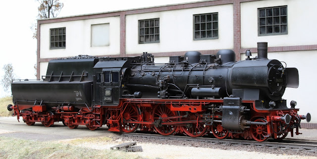 Messing Patinieren Becasse Weathering: Edler Wender: Die Br. 38 Von M&l