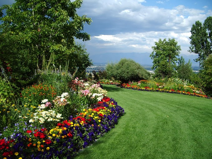 Gardens HD Wallpapers