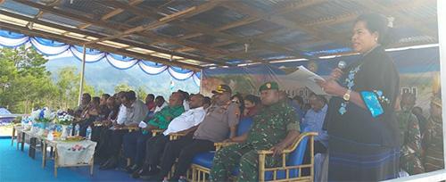 Konferensi Gereja GIDI Wilayah Toli ke-10 Digelar