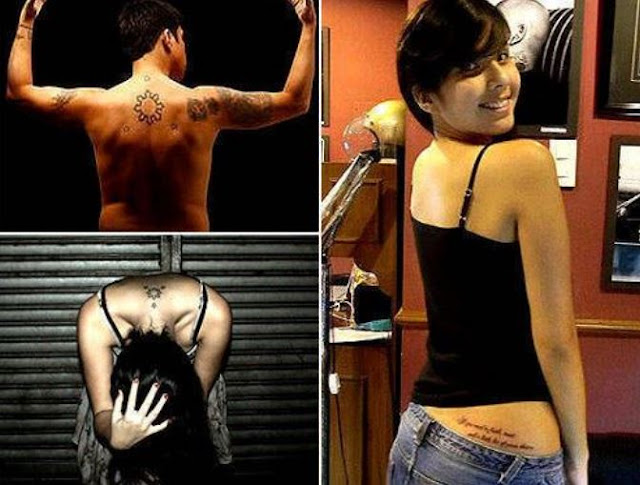 Meet the Celebrities Who Have Tattoos All Over Their Body!