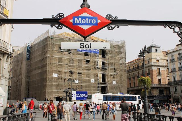 Indulge inspire imbibe discovering madrid for Sol plaza madrid