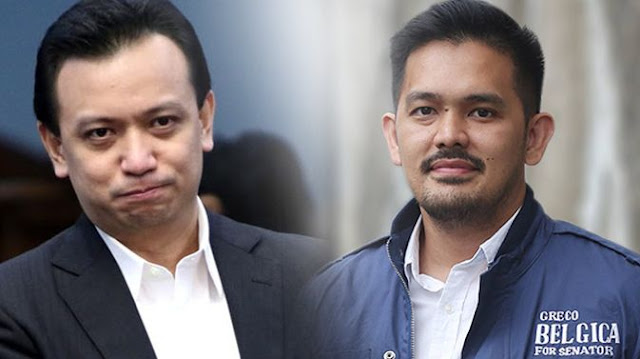 Greco Belgica: Trillanes is an issue-maker, a story teller, a deceitful senator