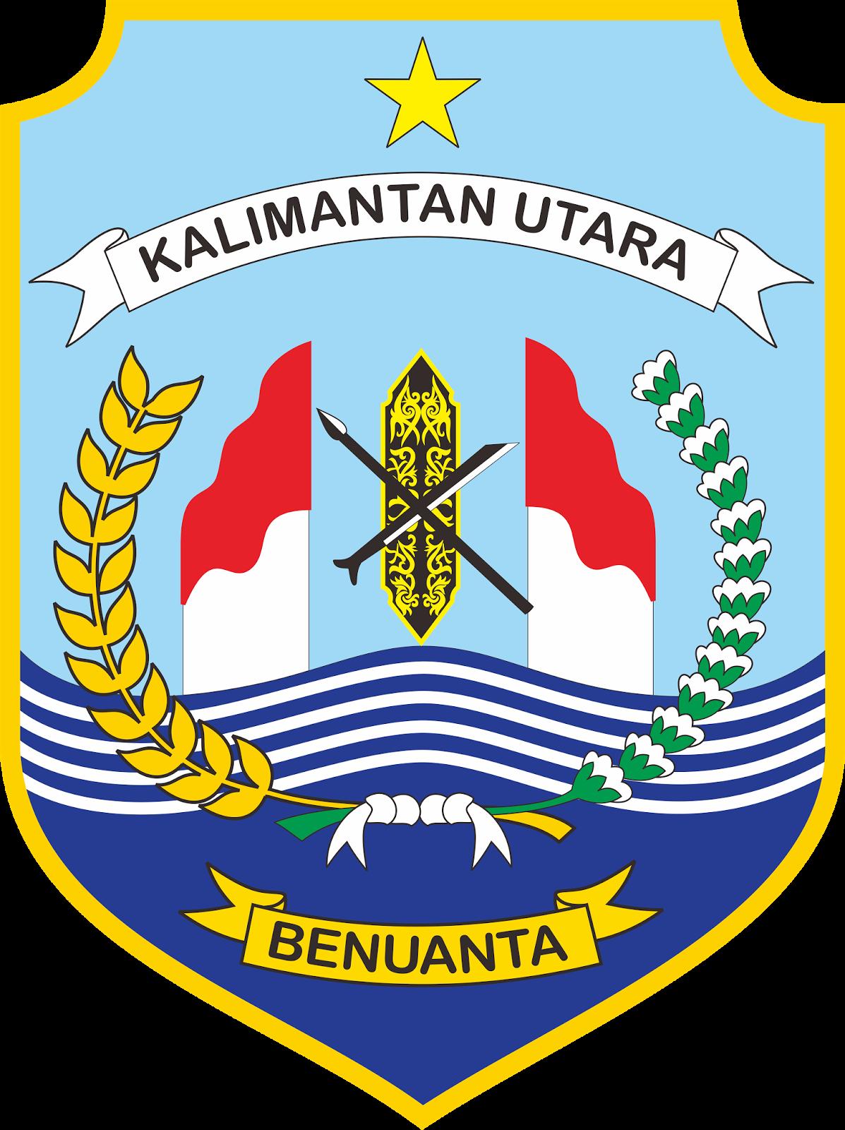 Logo Bhayangkari Vector : bhayangkari, vector, Provinsi, Kalimantan, Utara, Vector, CorelDraw, Download, Gratis, Mudah