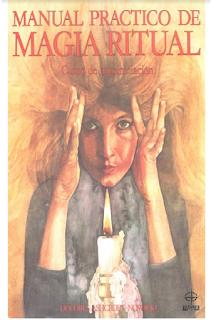 Descargar ebook pdf sobre magia Manual Práctico de Magia Ritual