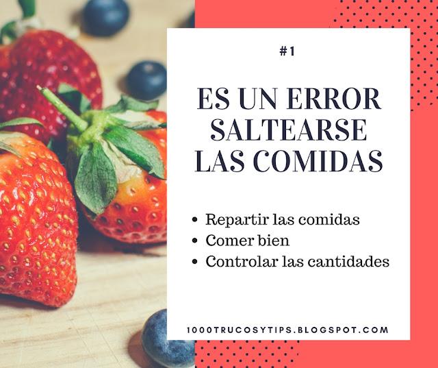 Consejo para Tu Dieta 2018