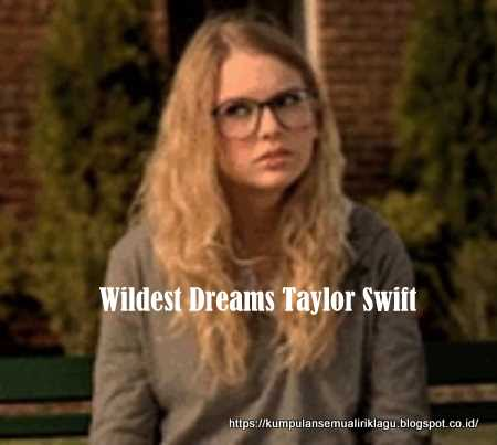 Wildest Dreams Taylor Swift