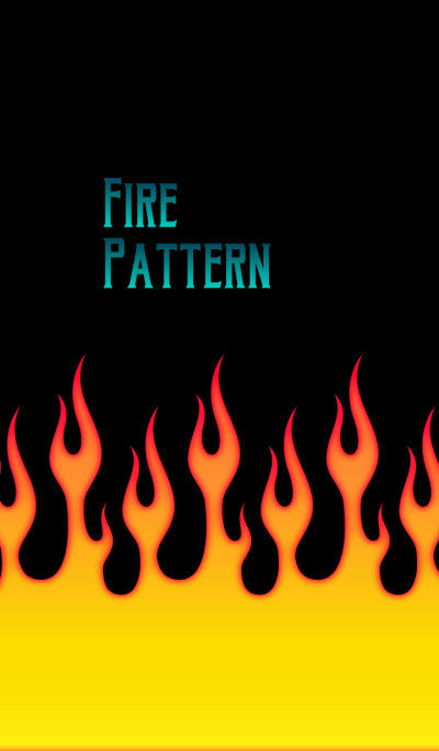 Fire pattern Theme WV