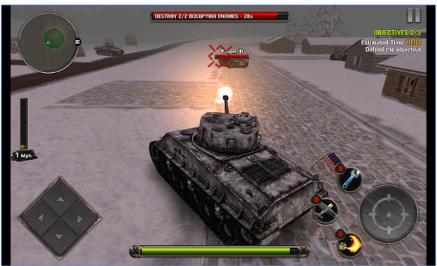 Tanks of Battle World War 2 Apk