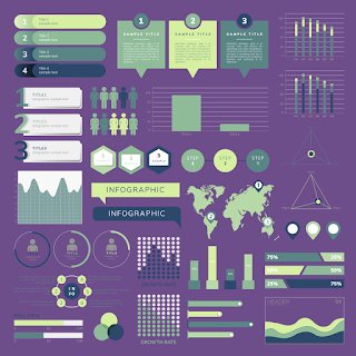 Mega Infographics Pack  Vector