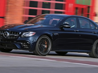 2021 Mercedes-AMG E63 S Sedan Review