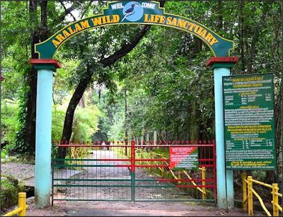 Aralam-Wildlife-Sanctuary-Kannur
