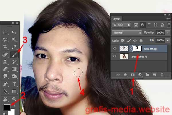 terima kasih sudah selalu setia bersama  Cara Edit Foto Ala Selebgram Mimi Peri Di Photoshop