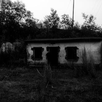 Old house   dark
