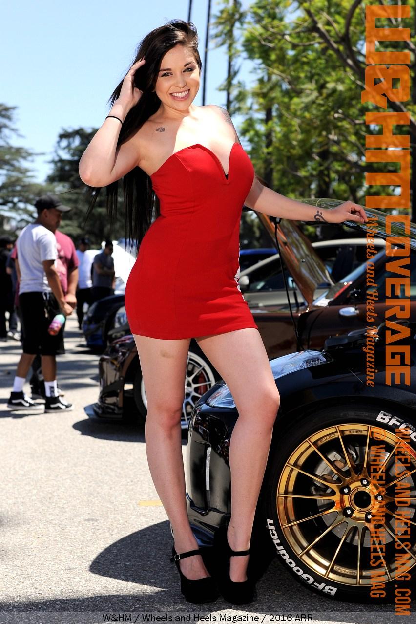 Santa Anita Park Car Show