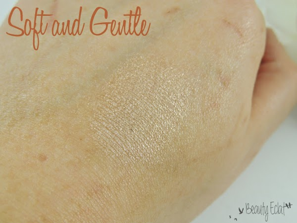 revue avis test mac mineralize skin finish soft and gentle swatch