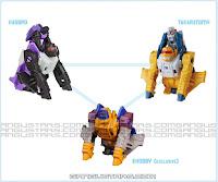 Transformers Titans Return Titan Masters Hasbro Weirdwolf Apeface Takara トランスフォーマーレジェンズ ウィアードウルフ e-HOBBY コンボバット エイプXアームズ