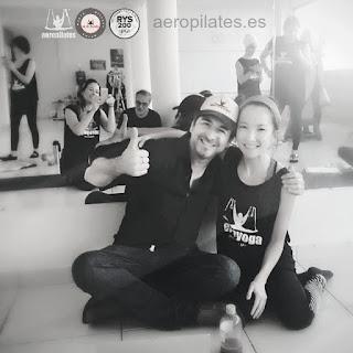 PILATES AEREO, Centenares de alumnos satisfechos alrededor del mundo con nuestras formaciones oficiales AeroPilates® y AeroYoga®!: Este es el valor de un método original implantado con gran éxito internacionalmente