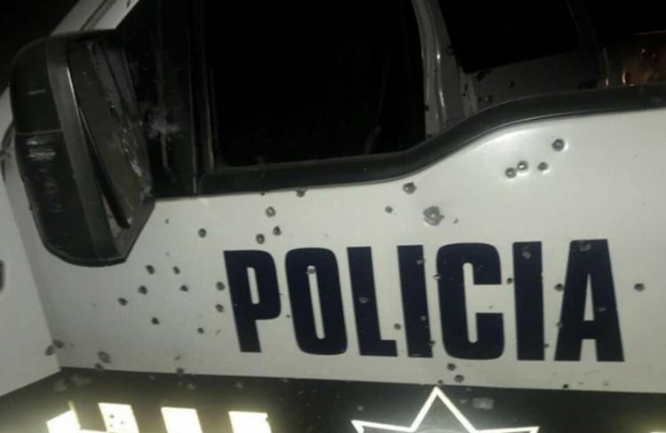 Comando intercepta y ejecuta  a mando policiaco de Veracruz