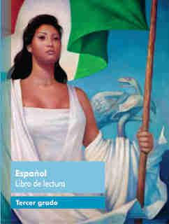 Español libro de lectura – Tercer grado 2017-2018